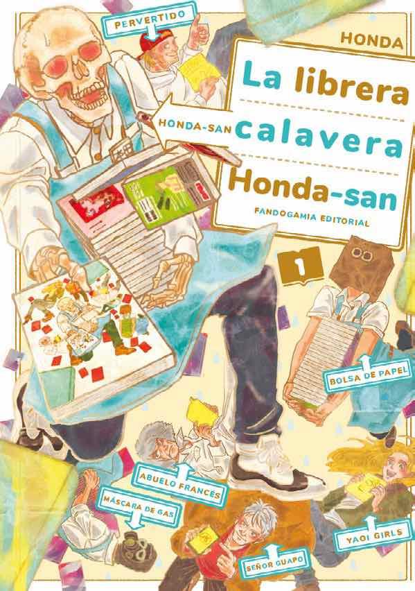 LA LIBRERA CALAVERA HONDA-SAN