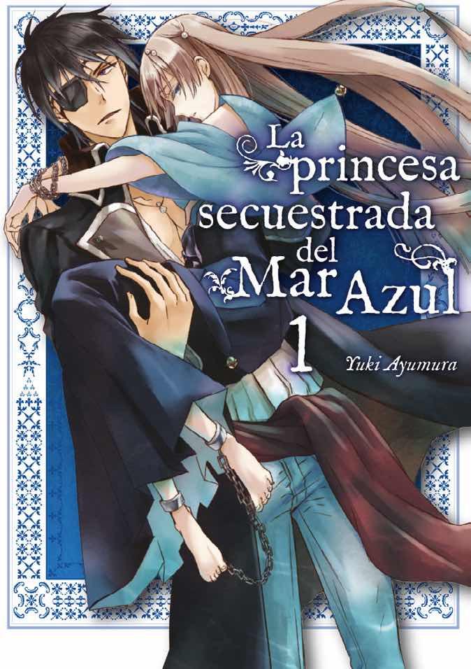 LA PRINCESA SECUESTRADA DEL MAR AZUL 01
