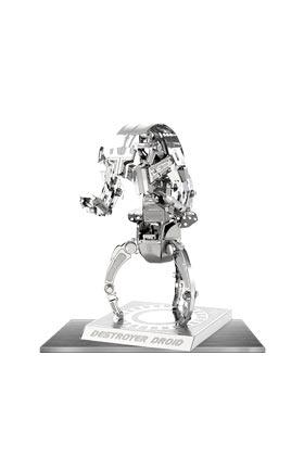 DROIDEKA DROIDE DESTRUCTOR METAL MODEL KIT 3D 10 CM STAR WARS