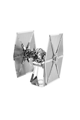 TIE FIGHTER SPECIAL FORCES METAL MODEL KIT 3D 10 CM STAR WARS EP VII
