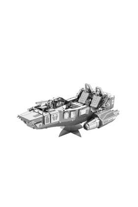 FIRST ORDER SNOWSPEEDER METAL MODEL KIT 3D 10 CM STAR WARS EP VII
