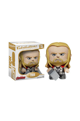 THOR PELUCHE 15 CM FABRIKATIONS AVENGERS AGE OF ULTRON