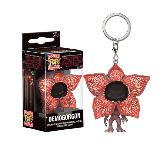 DEMOGORGON LLAVERO FIG 4 CM POCKET POP STRANGER THINGS