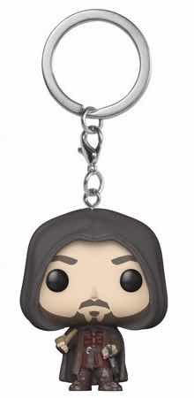 ARAGORN LLAVERO FIG 4 CM POCKET POP MOVIES LORD OF THE RINGS
