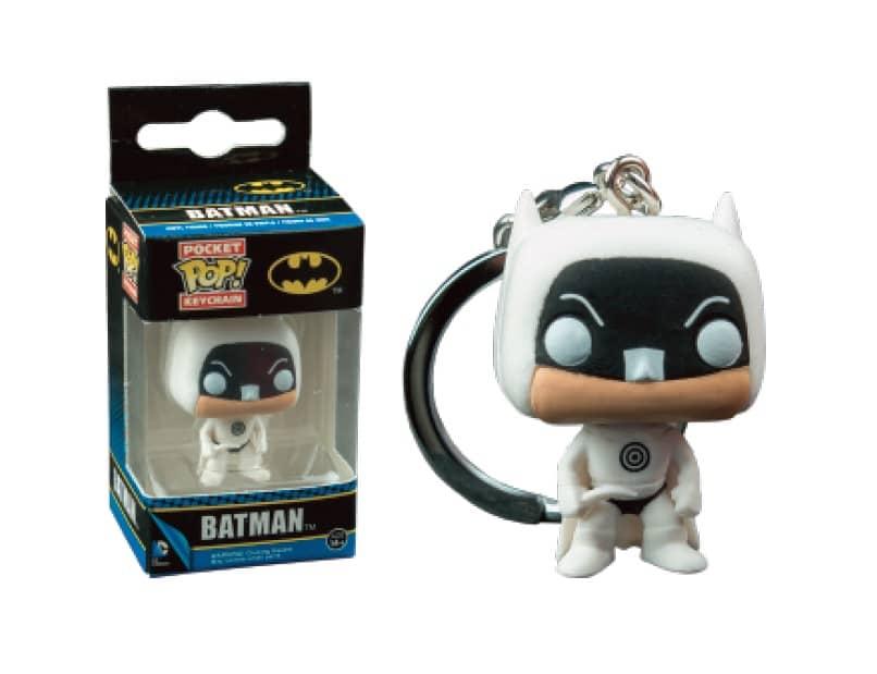 BATMAN BULLSEYE LTD LLAVERO FIG 4 CM POCKET POP UNIVERSO DC
