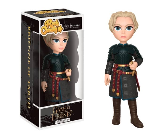 BRIENNE FIG.12 CM ROCK CANDY GAME OF THRONES