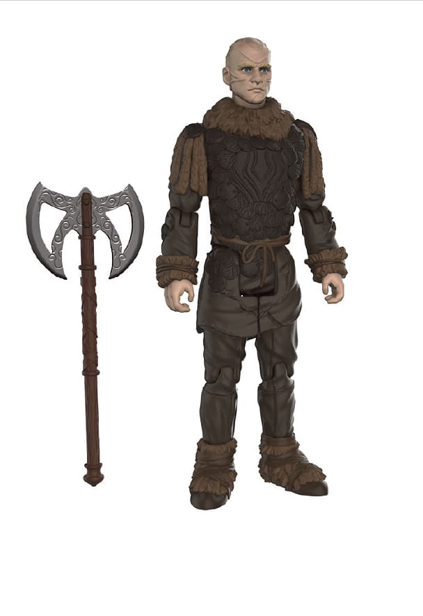 STYR FIGURA 9.5 CM TELEVISION ACTION FIGURES GAME OF THRONES