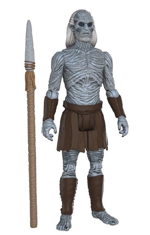 CAMINANTE BLANCO FIGURA 9.5 CM TELEVISION ACTION FIGURES GAME OF THRONES