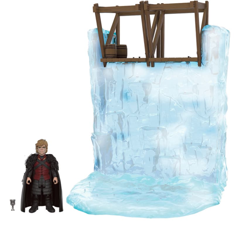 MURO CON TYRION PLAYSET 32 CM TELEVISION ACTION FIGURES  GAME OF THRONES
