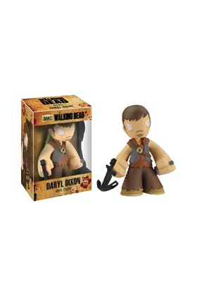 DARYL FIG 17 CM VINYL FIGURE THE WALKING DEAD
