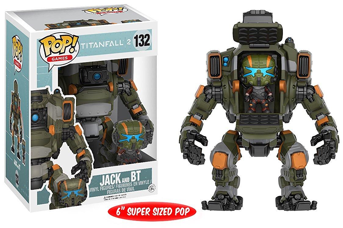 JACK Y TITAN BT SET 2 FIGURAS15 CM + 5 CM TITANFALL 2