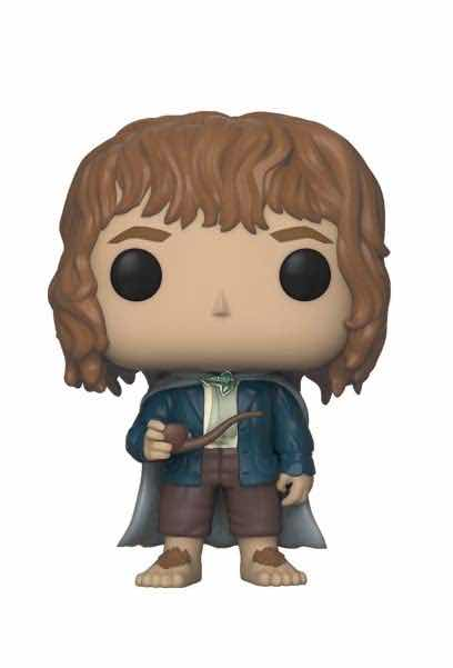 PIPPIN TOOK FIGURA 10 CM VINYL POP MOVIES LORD OF THE RINGS