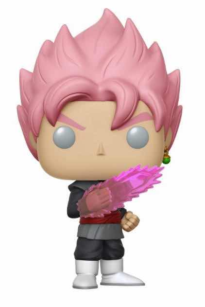 SON GOKU SUPER SAIYAN ROSE FIG 10 CM VINYL POP DRAGON BALL Z