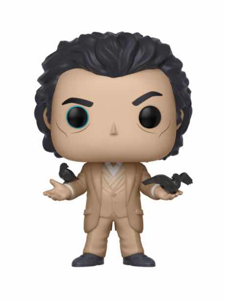 WEDNESDAY FIGURA 10 CM VINYL POP MOVIES AMERICAN GODS