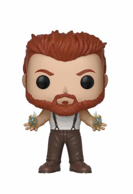 MAD SWEENEY FIGURA 10 CM VINYL POP MOVIES AMERICAN GODS