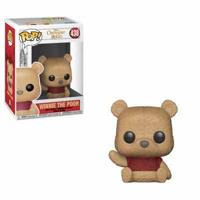 WINNIE THE POOH FIGURA 10 CM VINYL POP DISNEY CHRISTOPHER ROBIN MOVIE