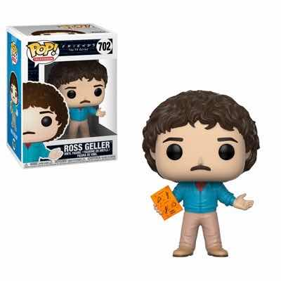ROSS GELLER 80'S FIGURA 10 CM VINYL POP FRIENDS SERIE 2