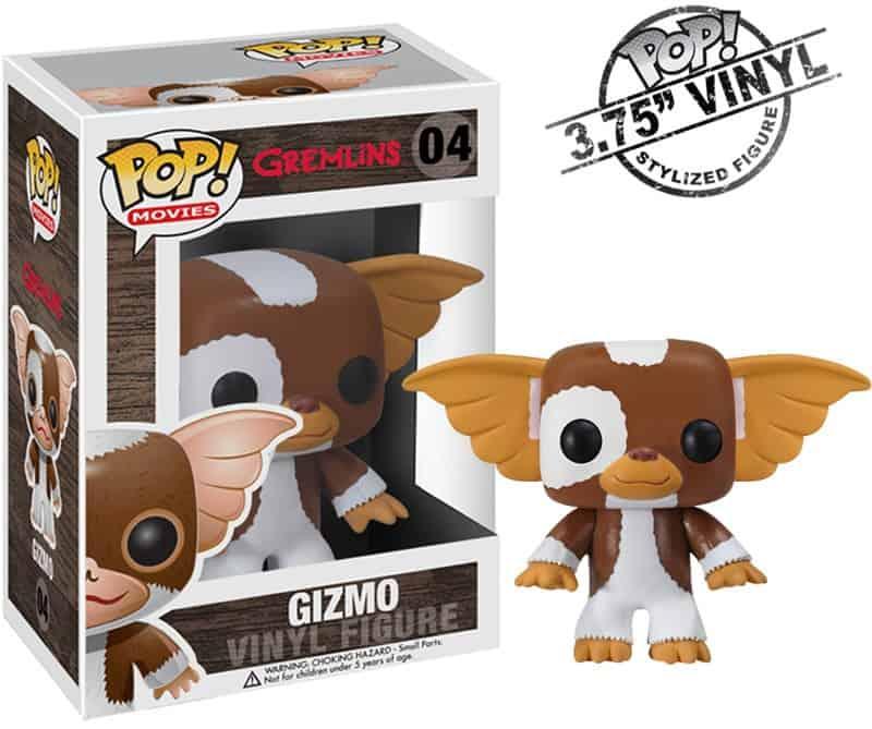 GIZMO 10 CM VINYL POP CLASICOS DEL CINE