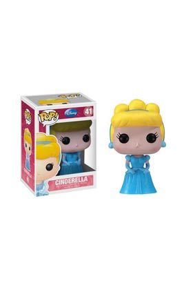 CENICIENTA CABEZON 10 CM POP DISNEY