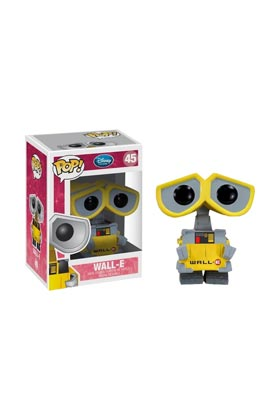 WALL-E CABEZON 10 CM POP DISNEY