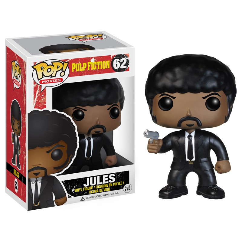 JULES WINNFIELD  FIG.10 CM VINYL POP  PULP FICTION