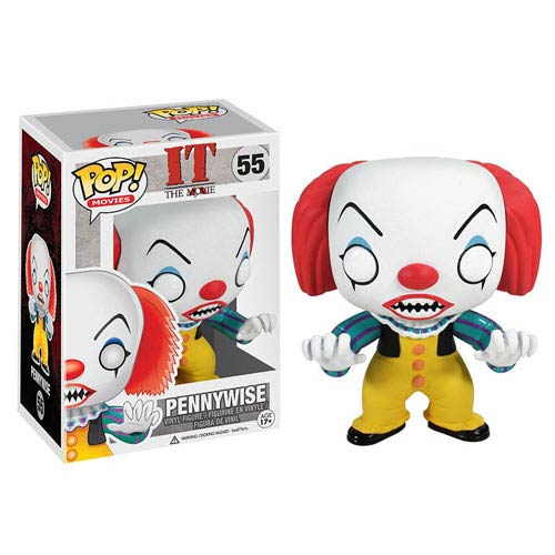 PENNYWISE FIG. 10 CM VINYL POP STEPHEN KING'S IT