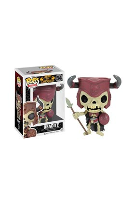 DEADITE FIG. 10 CM VINYL POP POSESION INFERNAL