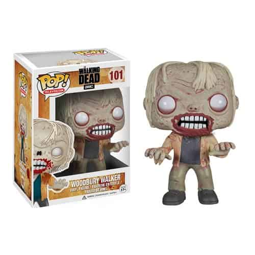 WOODBURY WALKER FIG 10 CM VINYL POP THE WALKING DEAD