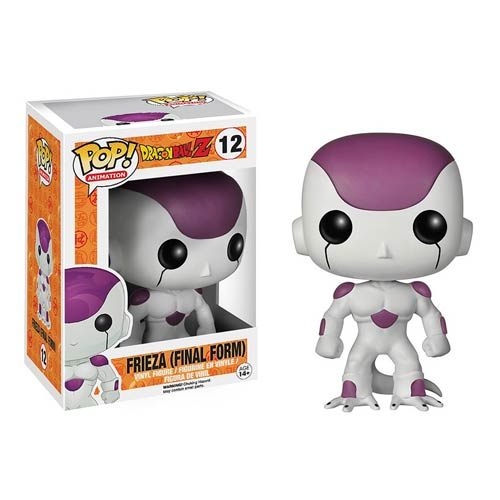 FREEZER FIG 10 CM VINYL POP DRAGONBALL Z