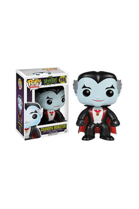 GRANDPA MUNSTER FIGURA 10 CM VINYL POP THE MUNSTERS
