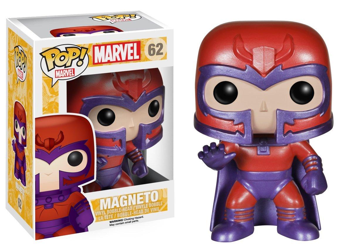MAGNETO CABEZON 10 CM POP HEROES MARVEL X-MEN
