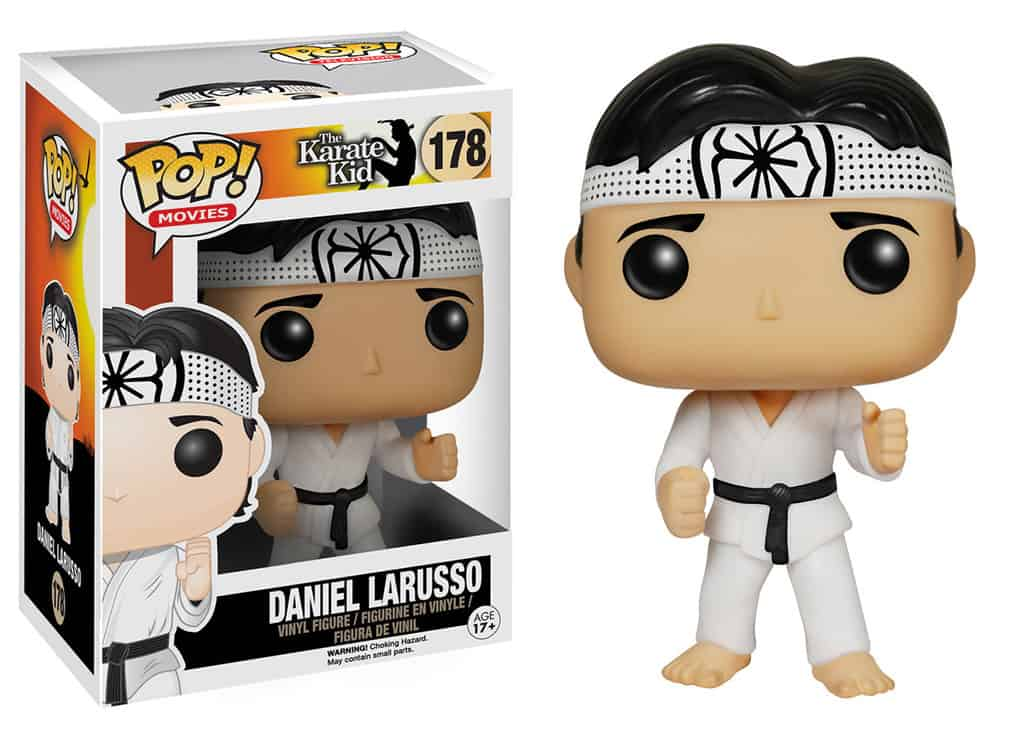 DANI LARUSSO FIGURA 10 CM VINYL POP KARATE KID
