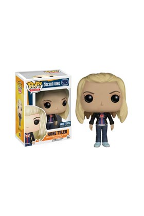 ROSE TYLER FIGURA 10 CM VINYL POP TELEVISION DOCTOR WHO
