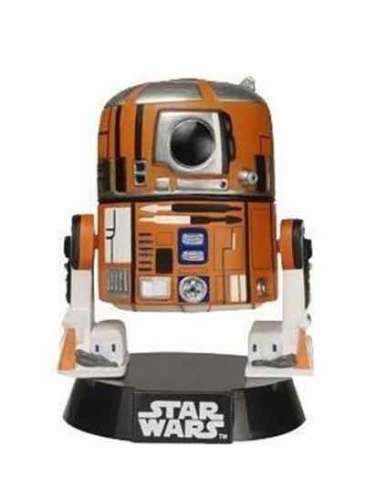 R2-L3 FIGURA 10 CM VINYL POP STAR WARS