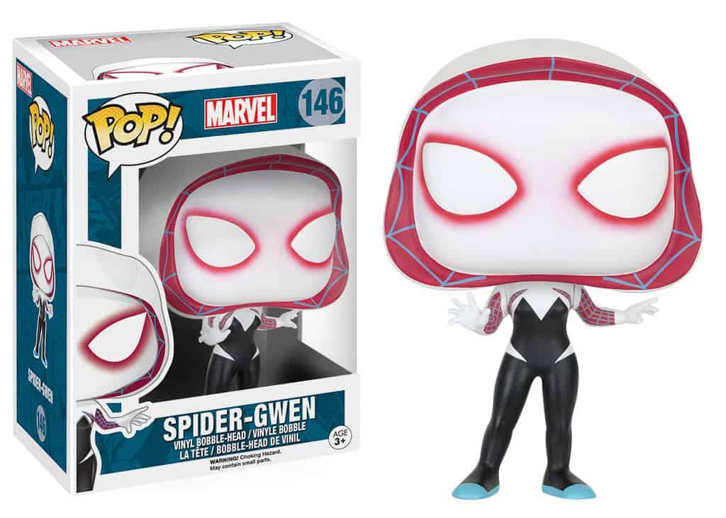 SPIDER-GWEN FIG.10 CM VINYL POP MARVEL