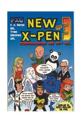 NEW X-PEN 3