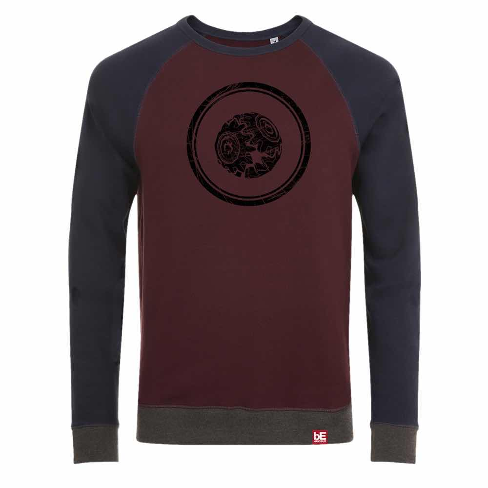 ICONO SURVIVOR SUDADERA GRANATE T-S DEAD BY DAYLIGHT