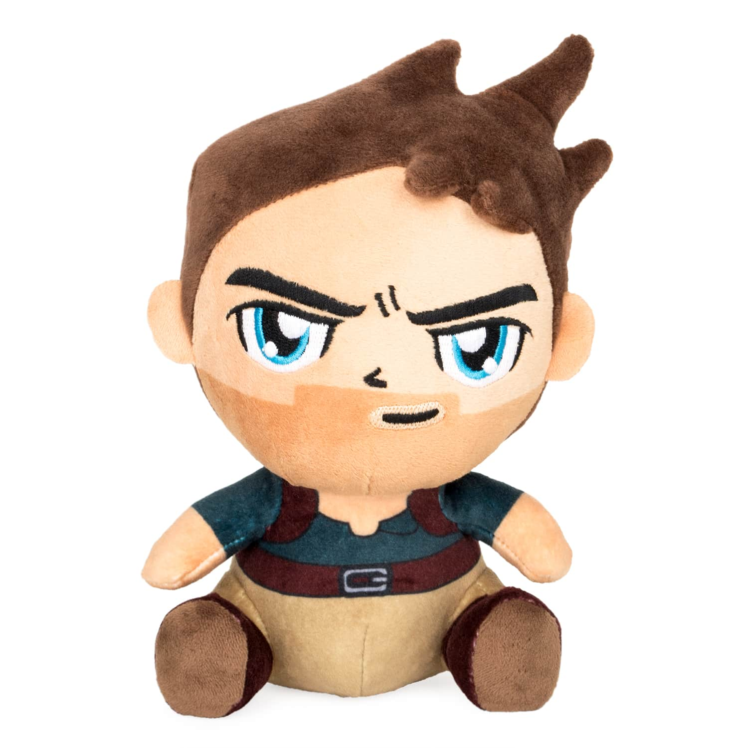 NATHAN DRAKE PELUCHE UNCHARTED 4