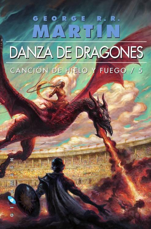 CANCIONO/5: DANZA DE DRAGONES  (BOLSILLO OMNIUM)