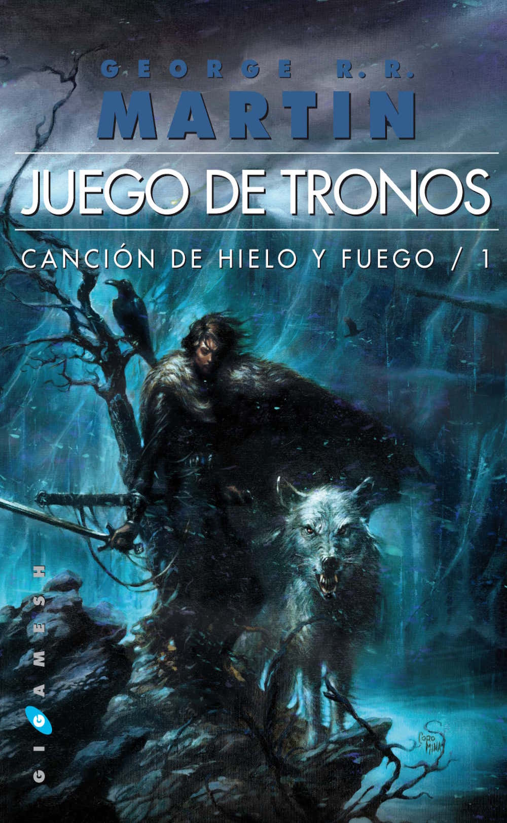 CANCIONO/1: JUEGO DE TRONOS (BOLSILLO OMNIUM)