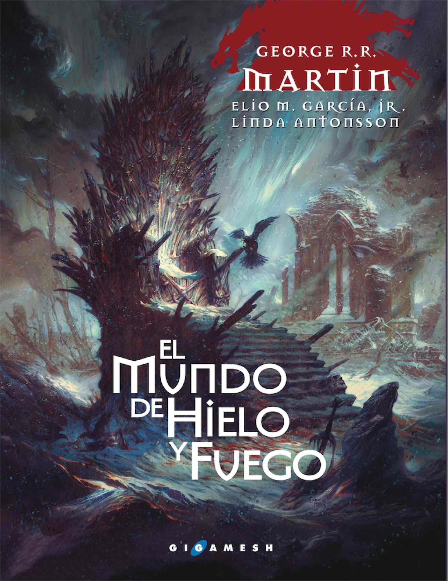 EL MUNDO DE HIELO Y FUEGO (RUSTICA)