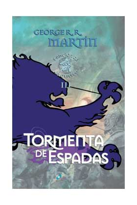CANCIONC/3: TORMENTA DE ESPADAS (CARTONE) (5ª EDICION)