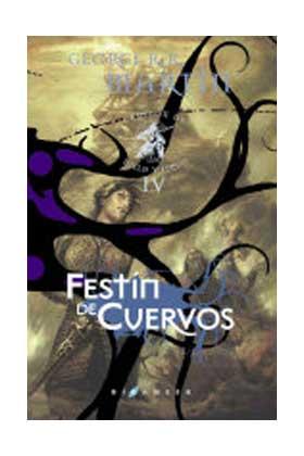 CANCIONC/4: FESTIN DE CUERVOS (CARTONÉ) (3ª EDICION)