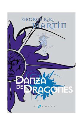 CANCIONC/5: DANZA DE DRAGONES  (CARTONÉ) (4ª EDICION)
