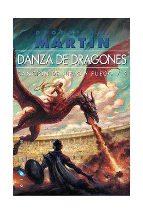 CANCIONR/5: DANZA DE DRAGONES  (RUSTICA) (DOS TOMOS)