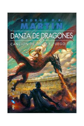 CANCIONR/5: DANZA DE DRAGONES  (RUSTICA) (UN SOLO TOMO)
