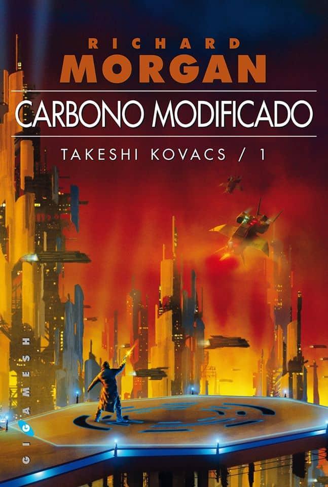 CARBONO MODIFICADO (TAKESHI KOVACS 1) 2ª EDICION