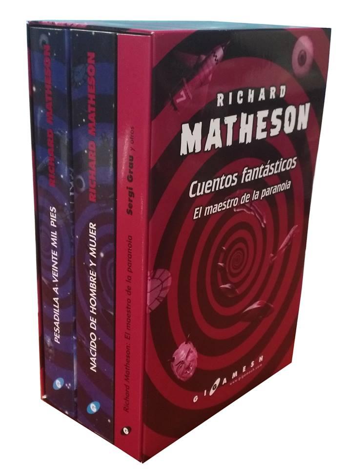 ESTUCHE RICHARD MATHESON