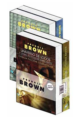 PACK BROWN CUENTOS COMPLETOS (BROWN/1+BROWN/2)