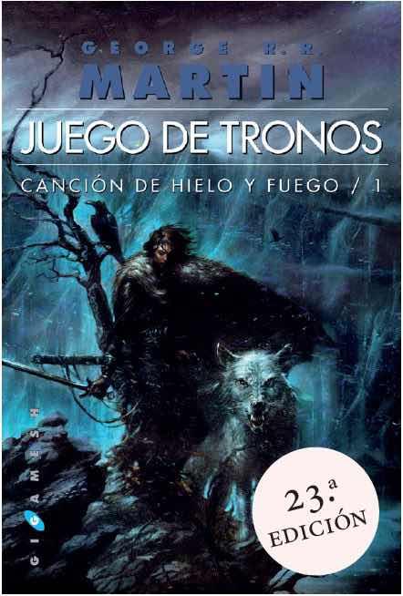 CANCIONR/1: JUEGO DE TRONOS (RUSTICA)